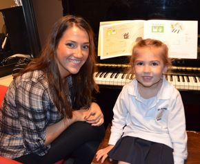 Music Teachers Burlington for Piano, Drums, Guitar and Vocals